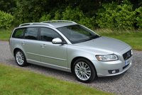 2012 VOLVO V50 1.6 DRIVE SE LUX EDITION S/S 5d 113 BHP £6995.00