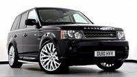 2010 LAND ROVER RANGE ROVER SPORT 3.0 TD V6 SE 5dr Auto £23995.00
