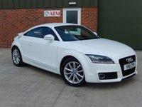 2011 AUDI TT 2.0 TFSI QUATTRO SPORT 2d DSG AUTO 211 BHP £12500.00