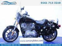2012 HARLEY-DAVIDSON SPORTSTER XL 883 SUPERLOW 12  £5395.00