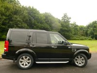 USED 2008 58 LAND ROVER DISCOVERY 3 2.7  TDV6 HSE 5d AUTO 188 BHP £308 PM++TOP MODEL++BEIGE LEATHER++SAT NAV++19