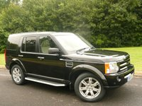 2008 LAND ROVER DISCOVERY 3 2.7  TDV6 HSE 5d AUTO 188 BHP £15500.00