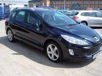 2009 PEUGEOT 308 1.6 SW SPORT HDI 5d 110 BHP £2995.00