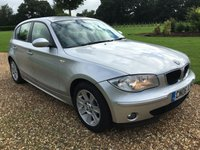 2006 BMW 1 SERIES 1.6 116I SE 5d 114 BHP £5000.00