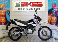 2008 HONDA XR 125 L -6  £1495.00