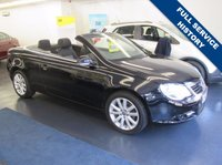 USED 2008 08 VOLKSWAGEN EOS 1.4 TSI 2d 121 BHP TIMING BELT AND WATER PUMP FULL SERVICE AND NEW MOT