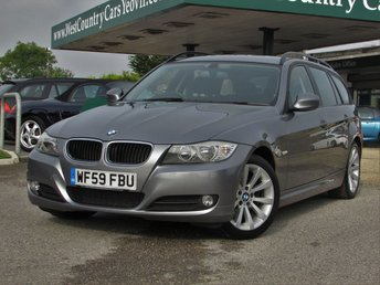2009 BMW 3 SERIES 2.0 320D SE TOURING 5d 175 BHP £7500.00