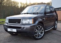 USED 2005 55 LAND ROVER RANGE ROVER SPORT 2.7 TDV6 HSE 5d AUTO 188 BHP 1 FORMER KEEPER! FSH! LOW TAX!