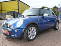 2005 MINI HATCH COOPER 1.6 COOPER 3d AUTO 114 BHP £4995.00