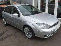 2003 FORD FOCUS 2.0 ST 170 5d 173 BHP £1699.00