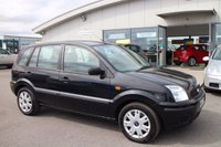 2003 FORD FUSION 1.4 FUSION 2 5d 68 BHP £1595.00