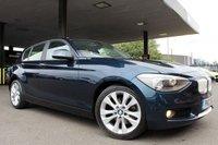 2012 BMW 1 SERIES 2.0 120D URBAN 5d 181 BHP £10990.00
