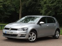 2015 VOLKSWAGEN GOLF 1.4 MATCH TSI BLUEMOTION TECHNOLOGY DSG 5d AUTO 120 BHP £14995.00