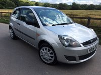 2008 FORD FIESTA 1.2 STYLE 16V 3d 78 BHP £3450.00