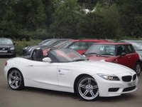 2012 BMW Z4 2.0 Z4 SDRIVE20I M SPORT ROADSTER 2d 181 BHP £17995.00