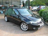 2009 VOLKSWAGEN GOLF 2.0 GT TDI 5d 138 BHP £8290.00