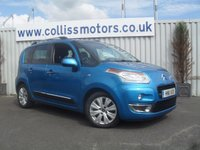 2011 CITROEN C3 PICASSO 1.6 PICASSO EXCLUSIVE HDI 5d 90 BHP £5999.00