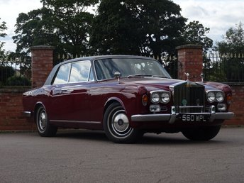 View our ROLLS-ROYCE CORNICHE