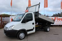 2007 IVECO-FORD DAILY 2.3 35C12 3450 MWB 1d 116 BHP £5450.00