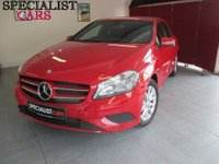 2015 MERCEDES-BENZ A CLASS 1.5 A180 CDI BLUEEFFICIENCY SE 5d 109 BHP £16995.00