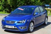 2007 FORD FOCUS 2.5 ST-3 5d 225 BHP £6495.00