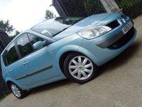 2006 RENAULT SCENIC 1.6 DYNAMIQUE VVT 5d 111 BHP £1999.00