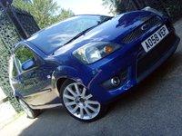 2008 FORD FIESTA 2.0 ST 16V 3d 148 BHP £4999.00