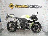 2008 HONDA CBR600RR   £4491.00