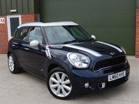 2010 MINI COUNTRYMAN 1.6 COOPER S ALL4 5d AUTO 184 BHP £12000.00