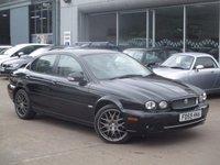 2009 JAGUAR X-TYPE 2.2 SPORT PREMIUM 4d AUTO 145 BHP £8995.00