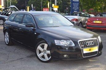 2007 AUDI A6 AVANT 2.8 FSI S LINE 5d 205 BHP EST £6479.00