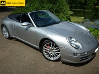 2005 PORSCHE 911 3.8 CARRERA 4 S 2d 350 BHP £27900.00