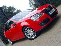 2007 VOLKSWAGEN GOLF 2.0 GT TDI 5d 138 BHP £2699.00