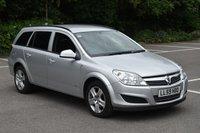 2009 VAUXHALL ASTRA 1.7 CLUB ECOFLEX CDTI 5d 110 BHP AIR CON ESTATE DIESEL CAR £2990.00