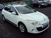 2011 RENAULT MEGANE 1.5 EXPRESSION DCI ECO 5d 110BHP £3890.00