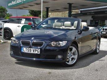 2009 BMW 3 SERIES 3.0 325I SE 2d 215 BHP £11000.00
