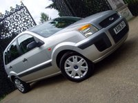 2006 FORD FUSION 1.4 STYLE CLIMATE 5d 80 BHP £2299.00