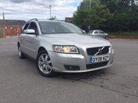 2008 VOLVO V50 2.0 S D 5d 135 BHP £1600.00
