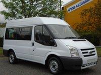 2008 FORD TRANSIT 2008/ 08 Ford Transit T300s 8-seat Minibus Wheel Chair WAV Low Miles  £7950.00
