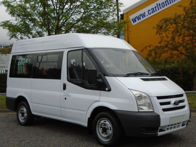2008 08 FORD TRANSIT 8 Seat Minibus WAV Wheel Chair Low Mileage # NO VAT TO PAY #