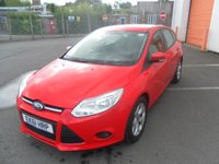 USED 2011 61 FORD FOCUS 1.6 EDGE TDCI 95 5d 94 BHP