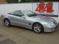 2006 MERCEDES-BENZ SL 3.5 SL350 2d AUTO 272 BHP £18995.00