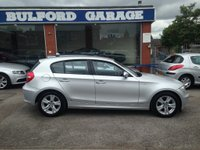 2007 BMW 1 SERIES 1.6 116I SE 5d 114 BHP £5975.00