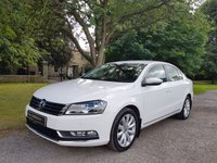 2012 VOLKSWAGEN PASSAT 1.6 SE TDI BLUEMOTION TECHNOLOGY 4d 104 BHP £8999.00