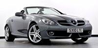 2010 MERCEDES-BENZ SLK 1.8 SLK200 Kompressor 2dr Auto £13750.00