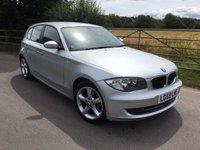 2009 BMW 1 SERIES 2.0 116I SPORT 5d 121 BHP £6750.00