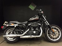 2015 HARLEY-DAVIDSON SPORTSTER XL 883 R. 2015. 1152 MILES. 1 OWNER. TWIN DISC £5999.00