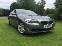 2010 BMW 5 SERIES 3.0 525D SE 4d 202 BHP £12995.00