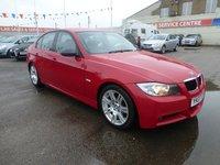 2007 BMW 3 SERIES 2.0 318I M SPORT 4d 128 BHP £4495.00