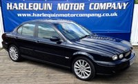 USED 2007 57 JAGUAR X-TYPE 2.0 D Sport Premium 4dr ALLOYS AIR CON SPORTS  LEATHER INTERIOR